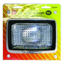 Peterson  Halogen Flood Beam  Headlight  1 pk