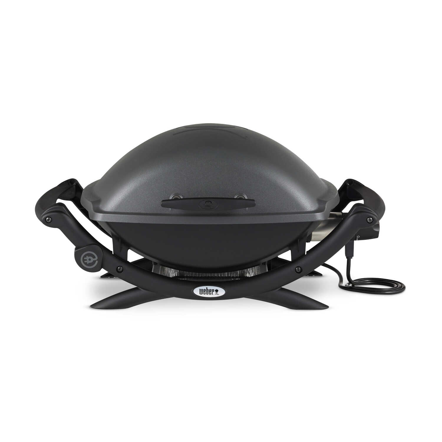 Weber  Q2400  Electric  1560 watts Graphite  Grill