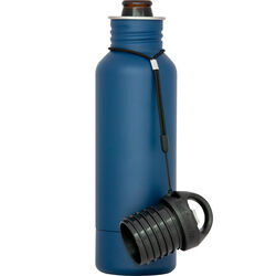 BottleKeeper  The Standard 2.0  Insulated Bottle Koozie  12 oz. Blue  1 pk