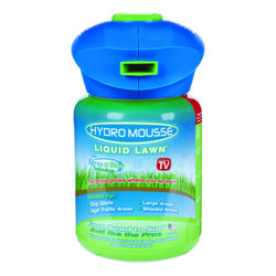 Hydro Mousse Liquid Lawn  As Seen on TV  Fescue Blend  Full Sun  Grass Seed  0.5 lb.