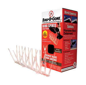 Bird-B-Gone  Bird Repelling Spikes  For Assorted Species 1 pk