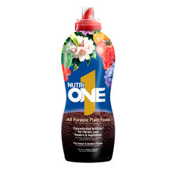 NutriOne  Liquid Concentrate  Plant Food  33.8 oz.