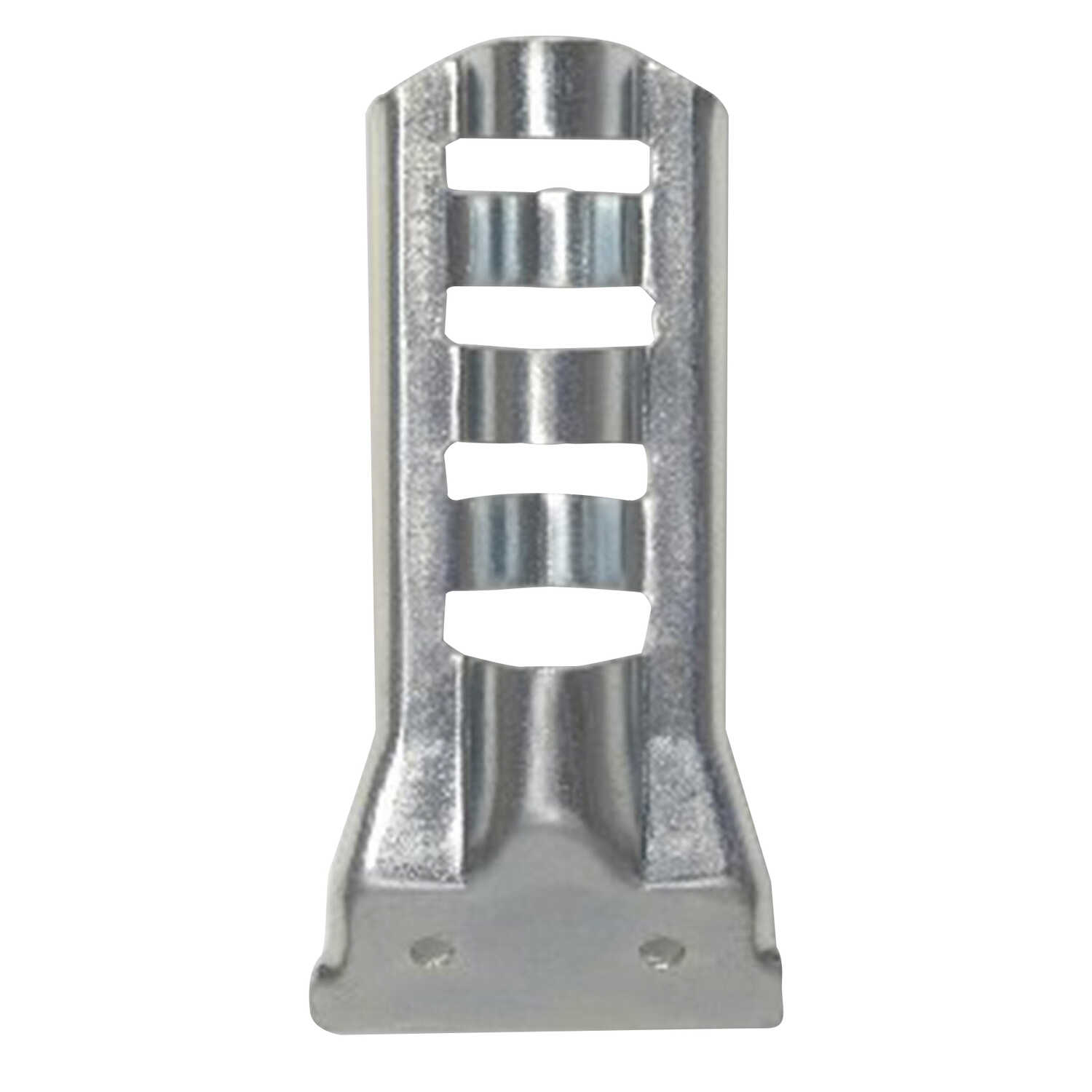 Valley Forge  4 in. L Steel  Flag Pole Bracket