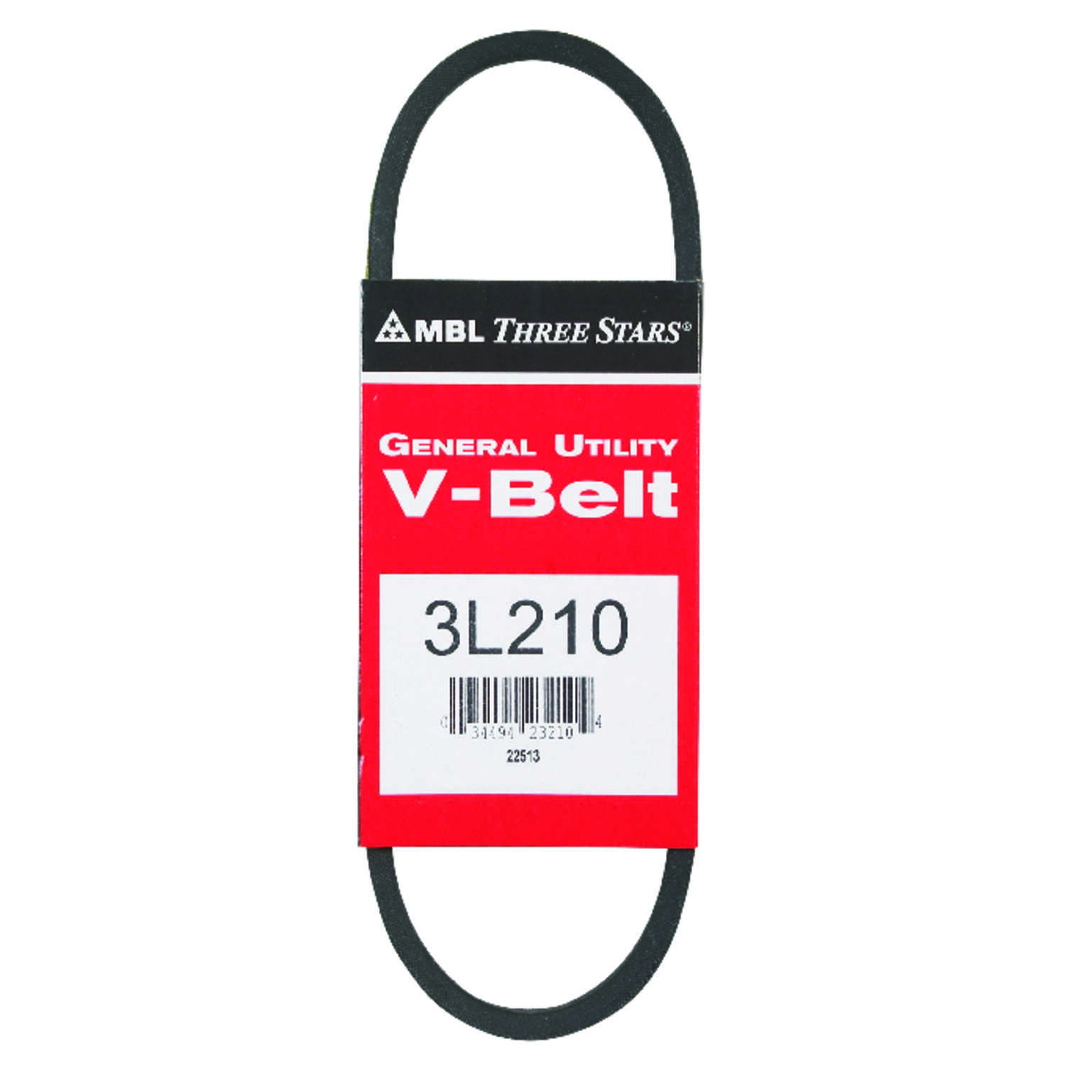 MBL  General Utility V-Belt  21 in. L