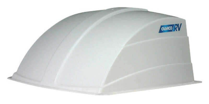 Camco  Roof Vent Cover  1 pk