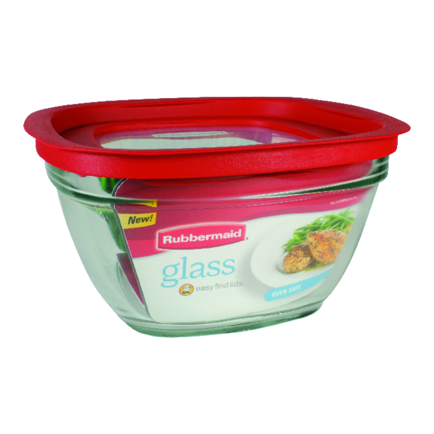 Rubbermaid  11.5 cups Food Storage Container