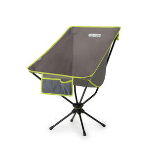 Zinus  Compaclite  Oversized  Swivel Folding Chair