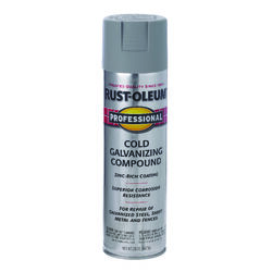 Rust-Oleum  Stops Rust  Cold Gray  Galvanizing Compound Spray  20 oz.