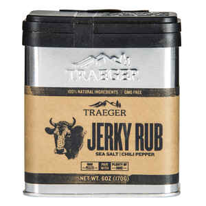 Traeger  Sea Salt and Chili Pepper  Jerky Rub  6 oz.