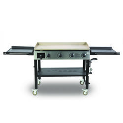 Pit Boss  PB575GD4 Deluxe  Liquid Propane  Outdoor Griddle Grill  Black  4 burners