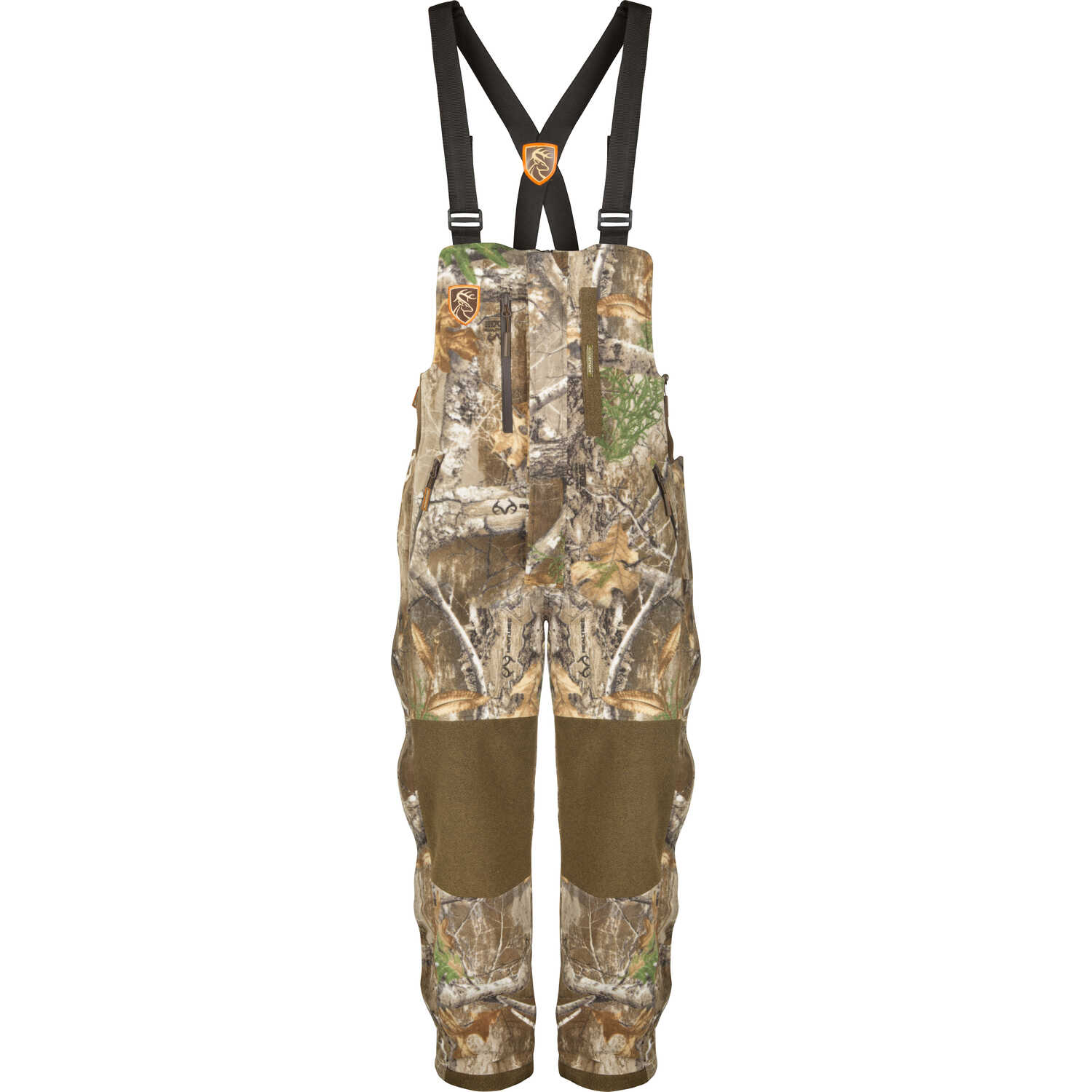 Drake  HydroHush  X-Large  Men's  Sleeveless  Realtree Edge  Hunting Bib