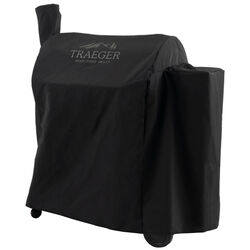 Traeger  Pro 780  Black  Grill Cover  42.75 in. W x 43.25 in. H
