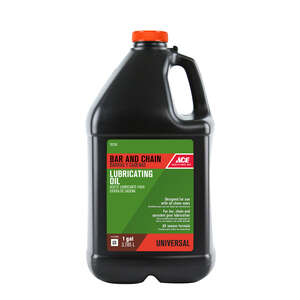 Ace  Chainsaw  Bar and Chain Oil  1 gal.