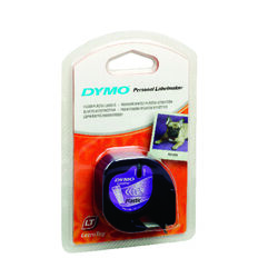 Dymo  1/2 in. W x 156 in. L Clear  Lable Maker Tape