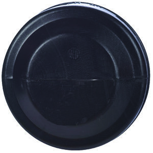 ADS  4 in. Snap   Polyethylene  Cap