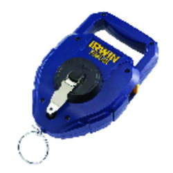 Irwin  Strait-Line  20 oz. Blue  Chalk Line Reel  150 ft.