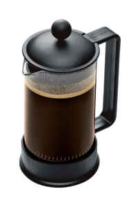 Bodum  Brazil  12 oz. Black  French Press