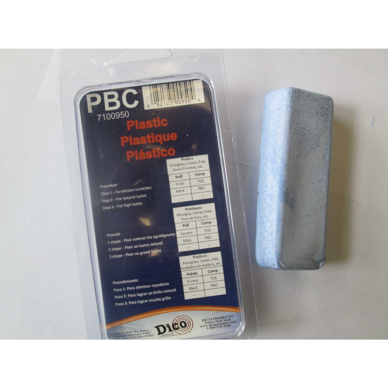 Dico  Polishing Compound  Buffing Compound