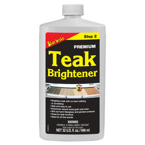 Star Brite  Teak Brightener  Liquid  32 oz