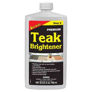 Star Brite  Teak Brightener  32 oz
