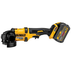 DeWalt  Flexvolt  Cordless  60 volt 13 amps 6 in. Angle Grinder  Kit  9000 rpm