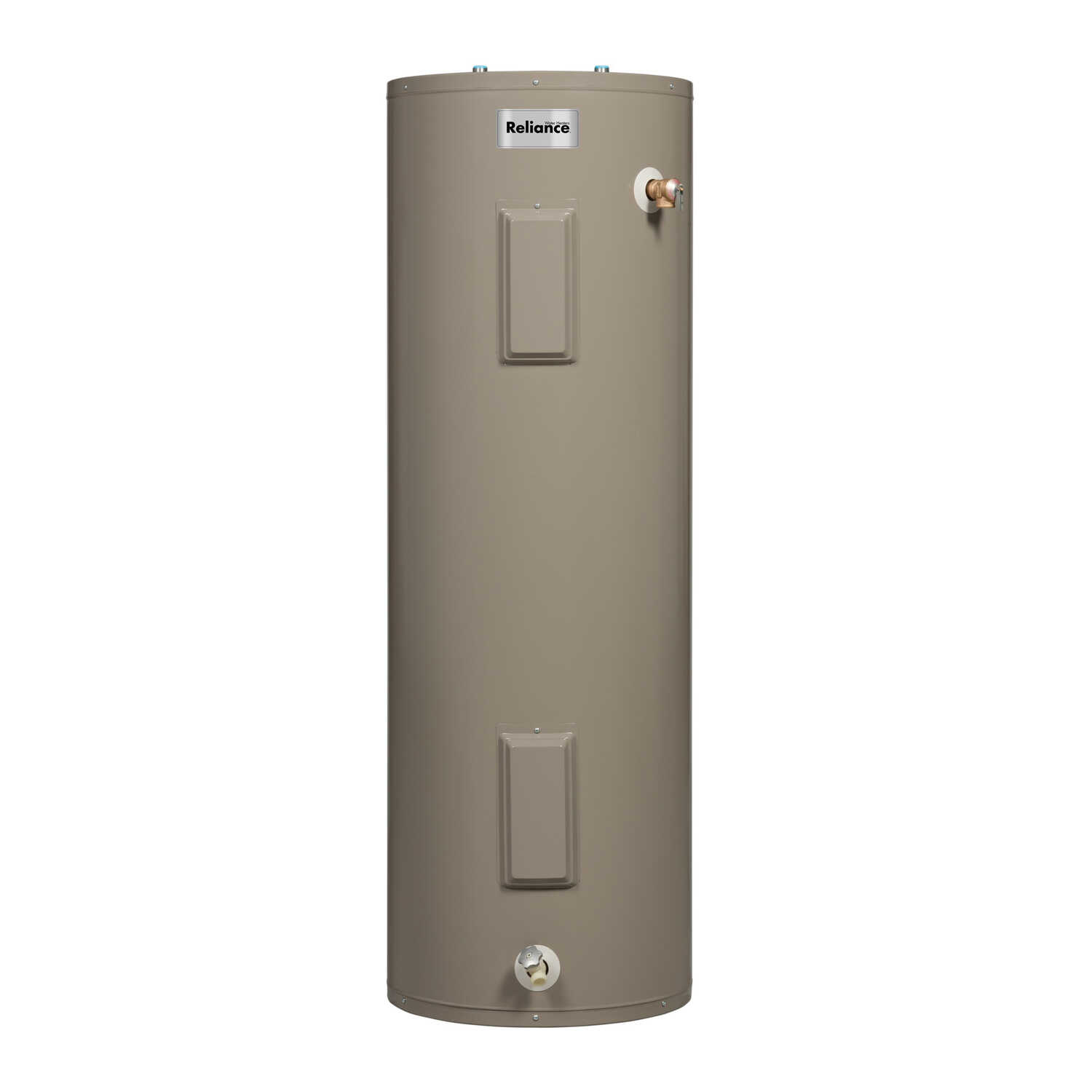 Reliance  Electric  Water Heater  46-1/2 in. H x 19 in. W x 19 in. L 30 gal.