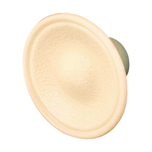 Prime-Line  Raw  Plastic  Knob  Right or Left Handed