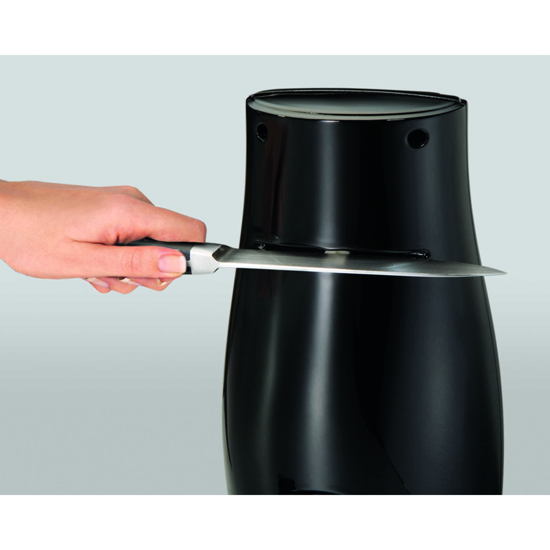 Proctor Silex Black 120 Volt Electric Can Opener Magnetic