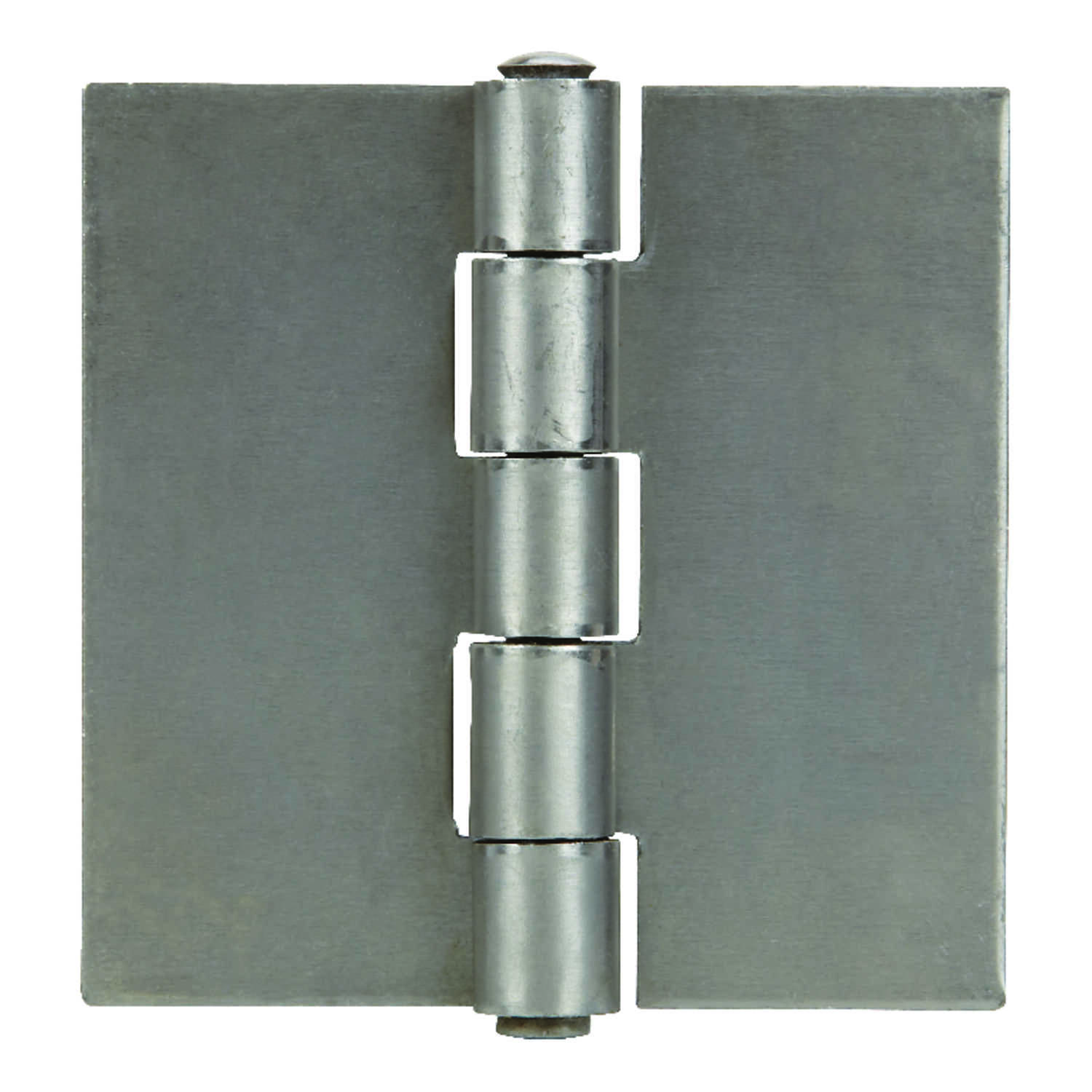 Ace  2-1/2 in. L Natural  Steel  Weldable Door Hinge  1 pk