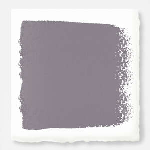 Magnolia Home  by Joanna Gaines  Satin  M  Pashmina Plum  Paint  1 gal. Acrylic