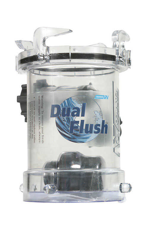 Camco  Dual Flush for RV  3 pk