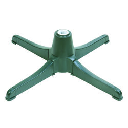 Rotating Tree Stand  Plastic  Rotating Tree Stand
