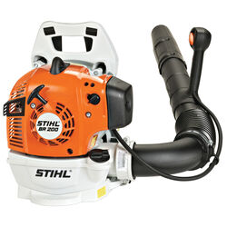 STIHL  BR 200  150 miles per hour  400  Gas  Backpack  Leaf Blower