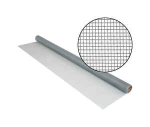 Phifer Wire  30 in. W x 7 ft. L Gray  Fiberglass  Screen Cloth