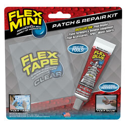 Flex Mini  Patch and Repair Kit  Rubber  1 pk