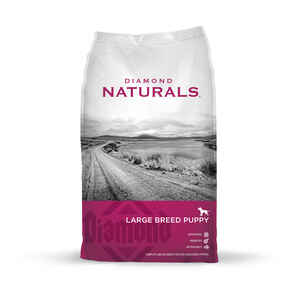 Diamond  Naturals  Lamb and Rice  Dog  Food  20 lb.
