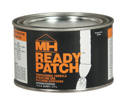 Zinsser Ready Patch Ready to Use White Spackling and Patching Compound 0.5 qt.