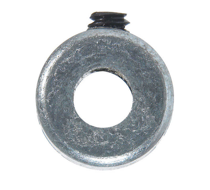 Chicago Die Cast  5/8 O.D. in. Dia. Zinc  Shaft Collar