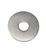 Hillman  Stainless Steel  1/4 in. Fender Washer  100 pk