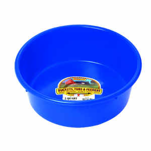 Miller  Little Giant  160 oz. Feeder Pan  11-1/2 in. D For Livestock