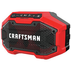 Craftsman  V20 20V MAX  Wireless Bluetooth Jobsite Speaker