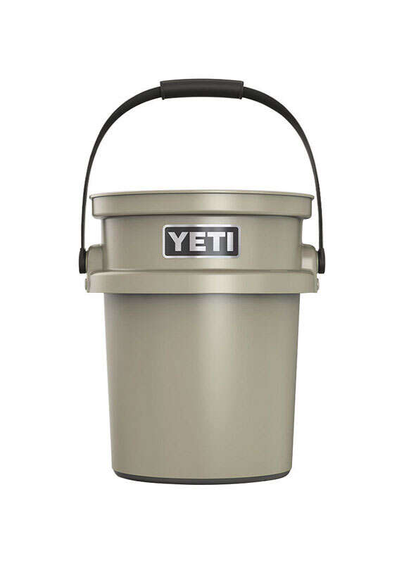 YETI LoadOut 5 gal. Bucket Tan
