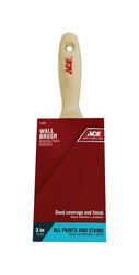 Ace  3 in. W Medium Stiff  Flat  Paint Brush
