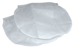 Fox Run  Strainer Set Replacement Bags  1.6 oz. 2 pk