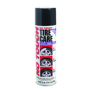 No Touch  21 oz. Tire Cleaner