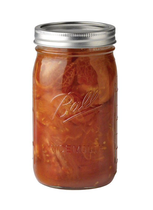 Ball  Wide Mouth  Canning Jar  1 qt. 6 pk