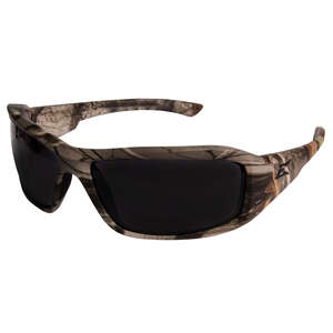 Edge Eyewear  Brazeau  Smoke  Safety Glasses  Camouflage  1