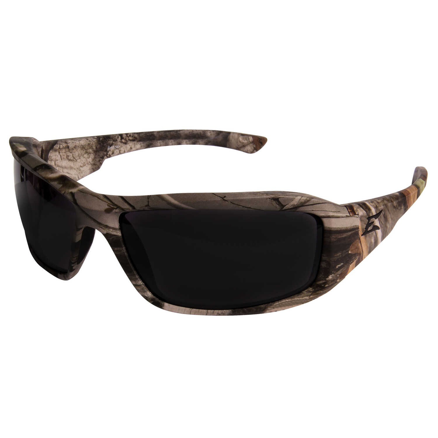 Edge Eyewear  Brazeau  Safety Glasses  Camouflage  1  Smoke
