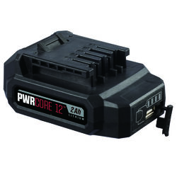 Skil  PWRCore 12  12 volt 2 Ah Lithium-Ion  Battery Pack  1 pc.