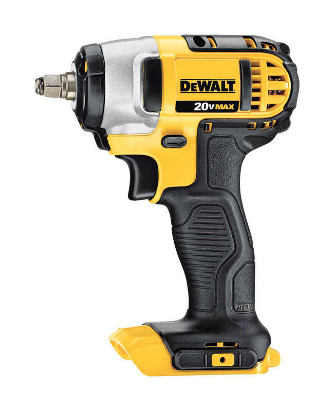 DeWalt  Max  3/8 in. Square  Cordless  Impact Wrench  20 volt 2700 ipm 1560 in-lb
